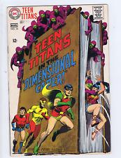 Teen Titans #16 DC Pub 1968