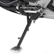 Givi Apoyo Aluminio Acero Inoxidable Side Soporte Kawasaki Versys 650 2015-2016