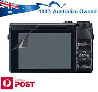 LCD Screen Protector Guard for Canon PowerShot G7X G7X Mark II MK 2 Camera AUS