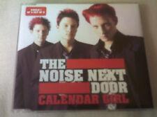 THE NOISE NEXT DOOR - CALENDAR GIRL - UK CD SINGLE