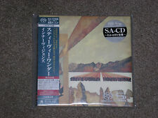 Stevie Wonder INNERVISIONS  SHM  SACD  Japanese Import  FACTORY SEALED