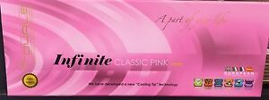 Hair Curling Iron (LOT OF 10) Royale Infinite Classic Pink Tourmaline (19mm)