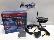 kit videosorveglianza senza fili gbc