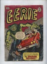 EERIE #15 Silver age horror   Super comics Wolverton & Disbrow art