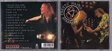 Pretty Maids - Screamin' Live (CD, Nov-1995) MASSACRE GERMANY