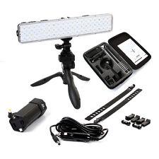CN-T80C 80 LED Car DSLR Camera Video Light+Tripod&Battery Grip+Charger Set