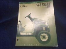 Bombardier Sarasota 1000 Service Manual 219100193