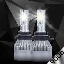 XENTEC LED HID Headlight kit 9006 White for 1992-1999 GMC C1500 Suburban