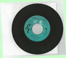45 RPM - CHUBBY CHECKER Let's Twist Again/I Could Have Danced All Night VG Italy
