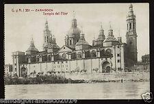 1157.-ZARAGOZA -361 Templo del Pilar (C. y A.)