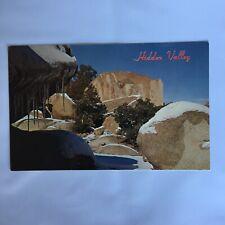 "CA Joshua Tree 5/""X7/"" Postcard Joshua Tree National Park"