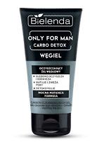 BIELENDA Only for Man CARBO DETOX CARBON CLEANSING WASH GEL