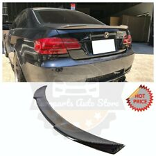 BMW 07-13 CS STYLE REAL CARBON FIBER TRUNK SPOILER FOR E92 COUPE *US SELLER*