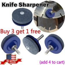 Sharpener for Garden Lawn Mower / Power Drill / Hand Drill - Universal Blade An