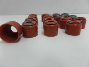 Victor Reinz SBC Valve Stem Premium umbrella Seals Chevy   307 305 327 350