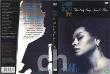 Diana Ross (Stolen Moments The Lady Sings) / DVD NEW