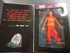 Neca Reel Toys Cult Classics Freddy Krueger Video Game Nightmare Elm Street