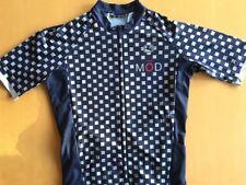 NEW Giordana Tenax Pro Short-Sleeve Jersey-Men's Medium CustomPattern Navy Blue