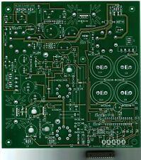 KT 88, kt120 PP amp con il ATmega 48 on bordo-circuito stampato + ATmega 48