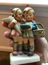 "New ListingHummel Goebel Figurine - ""Going To Grandma'S"" - Great Condition!"