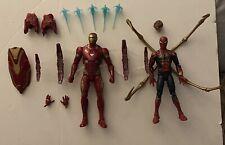Marvel Legends Infinity War Iron Man Mark 50 And Iron Spider