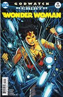 WONDER WOMAN (2016) #18 - DC Universe Rebirth - New Bagged