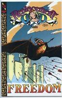 Replacement God 1995 series # 1 near mint comic book