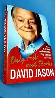 Only Fools and Stories: From Del Boy to Granville, Pop Larkin... by Jason, David