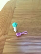 Quints Baby Bottle , Green And Spade For Sand Pit