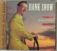 Hank Snow - Famous Country Music Makers - CD - NEW