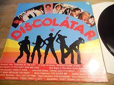 """DISCOLÅTAR"" ; DONNA SUMMER, PATTI SMITH, RACEY 1978 SWEDISH LP EMI SVENSKA AB.*"