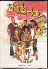 2 DVD BOX SET - DA KINK IN MY HAIR - SEASON ONE 1ST - TV SHOW - Brand New Sealed