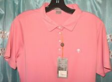FENNEC WOMEN'S SZ LARGE GOLF POLO PINK $91
