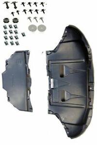 AUDI A4 B6  bajo protección de conducción de protección de motor + Clipse.