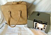 Vintage Bausch & Lomb Balomatic Slide Projector 655 Works Great! FAST SHIPPING!