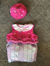 Infant Toddler Cupcake Halloween Costume 18-24 Months
