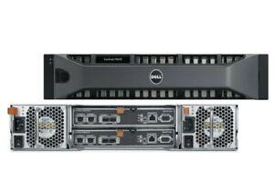 Dell EqualLogic PS6210XS 7x 800GB SSD 17x 1.2TB 10K iSCSI SAN Storage 10GbE/10Gb