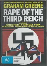 RAPE OF THE THIRD REICH PETER FINCH & MICHAEL YORK  NEW ALL REGION DVD