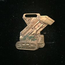 Vintage TC Tractomotive Machinery Watch Fob
