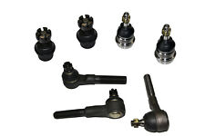Suspension Parts Ball Joints Tie Rods Lower Upper Inner Outer For Jeep Cherokee