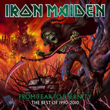 Iron Maiden From Fear to Eternity The Best of 1990 - 2010 CD