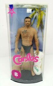 Gay Vacation Carlos Doll - Billy's Boyfriend - 1996 - NRFB TOTEM ADULT DOLL