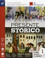 Presente storico vol.1 La Nuova Italia scuola, Galli/Novembri cod:9788822186270