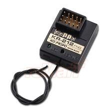 KO PROPO KR-212FHG 2 Channel Receiver GYRO EX-1KIY EX-10 EX-1UR RC Car #KO-21006