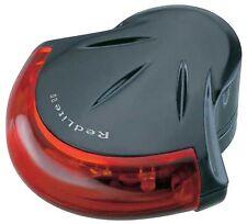 Topeak Redlite Ii: Black Bicycle Light