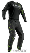 Thor Prime Pro Infection Black Acid Offroad Motocross Race Kit Gear Adult