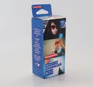 Lomography Color Negative 35mm film ISO 400 Triple Pack - Brand-new film