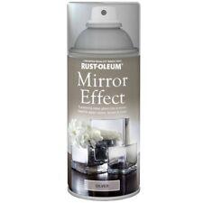 Rust-Oleum Mirror Effect Silver 150ml Aerosol