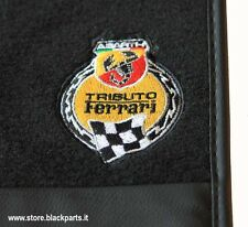 Set Tappeti originali Abarth 500 Tributo Ferrari