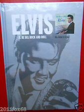 elvis presley il re del rock and roll elvis his hand in mine 1cd+book 2010 Raro